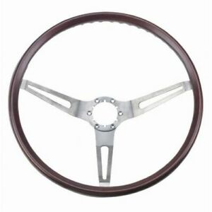 Grant Products 926 16 Steering Wheel Wood Grain For Classic Gm New