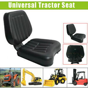 Universal Tractor Seat Suspension Forklift Seat Waterproof For Tractor Loader