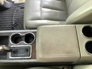 07 08 Ford Expedition Console Front Floor 3977741