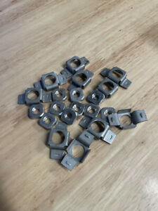 Gpw And Willys Mb 5 16 Unc Cage Nuts Bag Of Ten Or For Other Military Vehicles