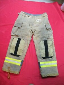 Mfg 2011 Morning Pride 36 X 30 Fire Fighter Turnout Pants Bunker Gear Rescue Tow