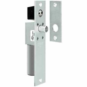 Sdc Electric Mortise Bolt Lock Failsafe Spacesaver 1091aivd