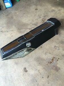 1968 1970 Mopar B Body Charger Road Runner Coronet Black Automatic Console Nr