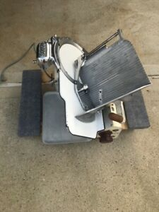 Globe Commercial Meat Cheese Slicer Model 260 Works Great Local P u New York
