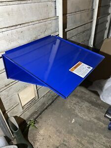 Snap On Toolbox Side Shelf In Blue For Roll Cab 40 Stack Or 26 Kra Box