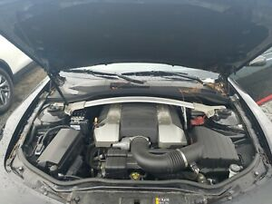 2011 Camaro Ss L99 Ls3 Complete Engine 6 2l Automatic Trans Drop Out 76k Aa6785