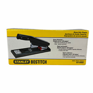 Stanley Bostitch Heavy Duty Stapler Extra Powerful Easy To Use 150 Pages B310hds