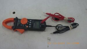 Klein Tools 400a Ac dc Trms Clamp Meter tdy011624
