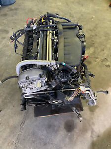 2003 Bmw 01 06 E46 M3 Complete S54 Tested Engine Motor 133k Miles