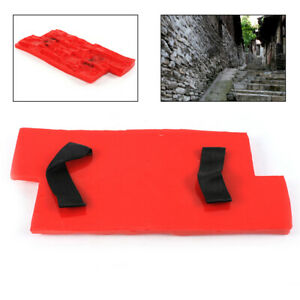 Concrete Pressure Mold Wall Cushion Texture Stamping Tools With Two Handles Us