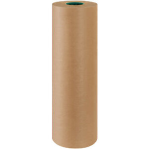 24 Poly Coated Kraft Paper Rolls 1 Roll