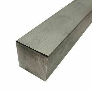 304 Stainless Steel Square Bar 2 X 2 X 18 Hot Rolled