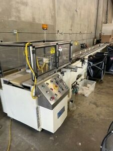 Great Lakes arpac Ts37 Automatic Side Seal Horizontal Shrink Wrapper Machine