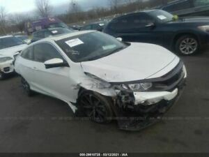 Turbo Supercharger 1 5l Coupe Si Fits 17 Civic 2867690