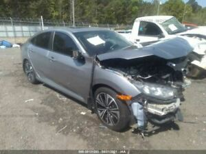 Turbo Supercharger 1 5l Coupe Ex Fits 16 17 Civic 4037756
