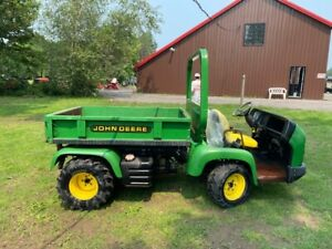 John Deere Pro Gator 2030a d Utility Vehicle With High Flow
