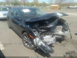 Turbo Supercharger 1 5l Coupe Ex Fits 16 17 Civic 2850045