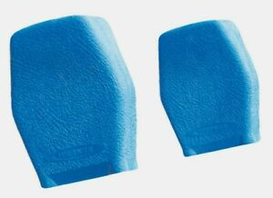 Werner Ladder Covers Blue Plastic Polymer Extension Prevent Damage Ac19 2 New
