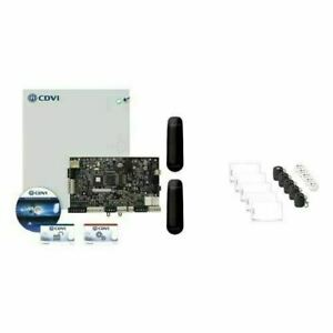 Cdvi 2 door Access Control System Star Readers And Credential Kits A22kitstb