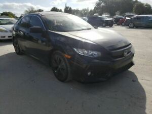 Turbo Supercharger 1 5l Coupe Ex Fits 16 17 Civic 4035631