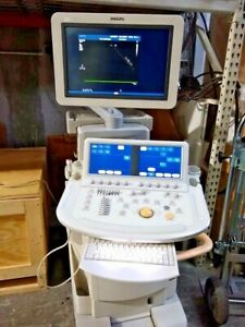 Philips Ie33 Ultrasound System 1 Tx
