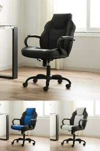 Stylish Modern Office gaming Chair With Metal Base For Office School various