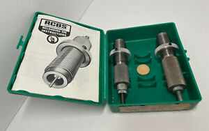 RCBS reloading dies with case $35.00