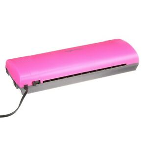 Inspire Plus Thermal Pouch Laminator 9 Pink gray 1701866
