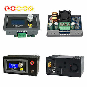 Dc 50v 8a 400w Constant Voltage And Constant Current Buck Module Power Supply