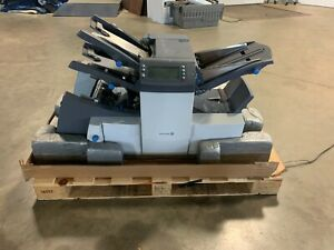 Pitney Bowes Relay 3000 3 station Folder Inserter Low Count