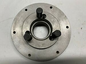 D1 3 New 6 Camlock Lathe Chuck Mounting Plate Great For Monarch 10ee Lathe