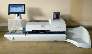 Pitney Bowes Sendpro P1000 Postage Shipping Printer Scale Powers On Very Clean