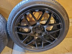 19 Tire And Rims Package