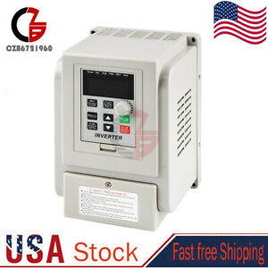 At1 2200x One Input 3 Phase Output Inverter 2 2kw Frequency Converter Module