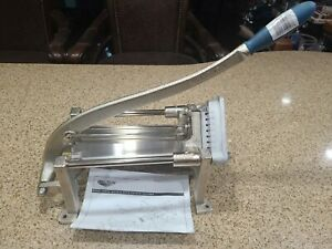 Commercial Fry Cutter 3 8 Slice Vollrath 47713 Potato