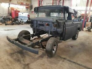 1957 Ford F100 Rear Axle Assebly 9 Inch 370 Open 802450