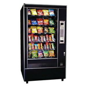 Automatic Products Ap 7600 Refurbished Snack Vending Machine Free Shipping