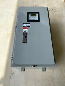 Asco Automatic Transfer Switch 208volts 50 60hz 3 Phase Neutral