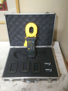 Reed Instruments Ms2301 Clamp on Earth Ground Resistance Tester