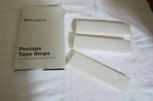 New In An Opened Box 300 Pitney Bowes Perforated Tapes For Postage 625 0
