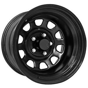 Pro Comp Series 51 15x10 Wheel With 5 On 5 5 Bolt Pattern Gloss Black 51 5185