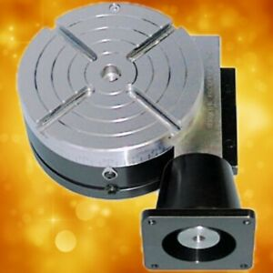 Sherline 4 Inch Precision Rotary Table 3700 cnc Ready