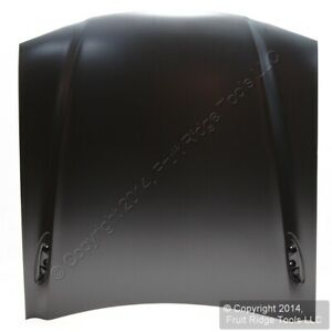 New Aftermarket Hood Panel For 1994 1998 Ford Mustang Fo1230162 F6zz16612ba Fits 1995 Mustang