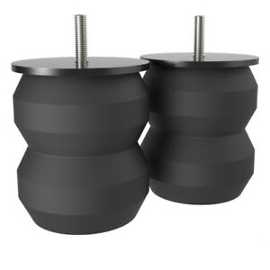 Timbren Gmrck15s Springs Helper Rear Black For 1999 2021 Sierra Silverado 1500 Fits More Than One Vehicle