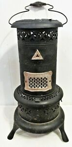 Antique Early 1900s 22 Tall Perfection No 510 Portable Oil Heater