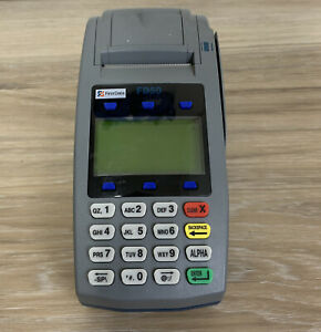 First Data Fd50 Credit Card Machine Used