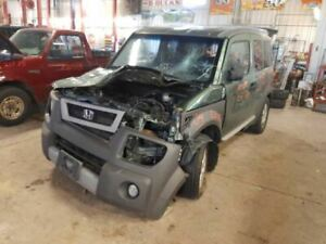 Rear Bumper Assembly Gray Textured Fits 03 08 Element 784093