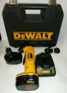 Dewalt Dw966 14 4v Right Angle Drill Driver W Battery Charger Model Dw966
