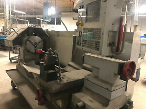 Haas Tl 3w Cnc Lathe For Parts Or Rebuild