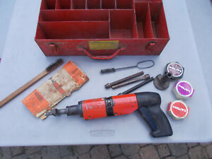 Hilti Dx 400 Powder Actuated Hammer Tool With Case